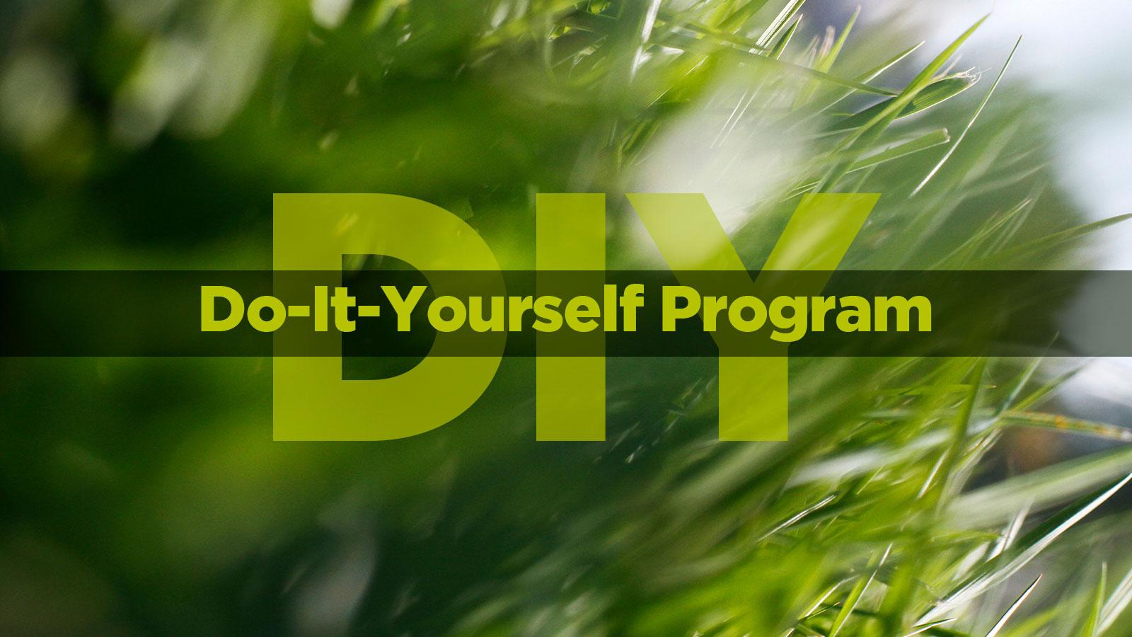 Do It Your Self : do it yourself program omaha organics diy lawn ~ Watch28wear.com Haus und Dekorationen