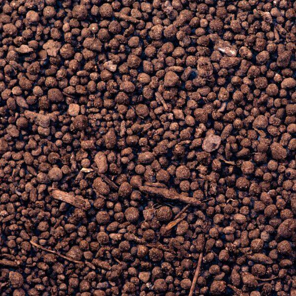 Granular Compost Detail