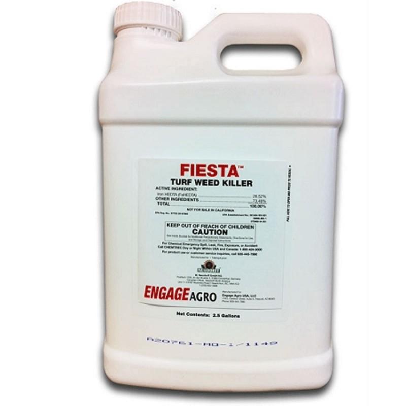 Fiesta Weed Spray