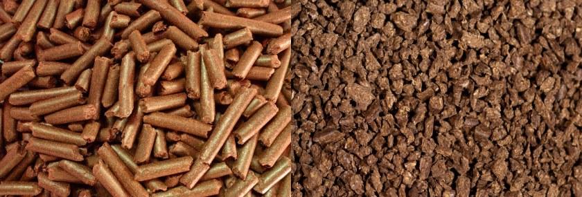 Ag Grade Fertilizer vs. horticultural Grade Fertilizer