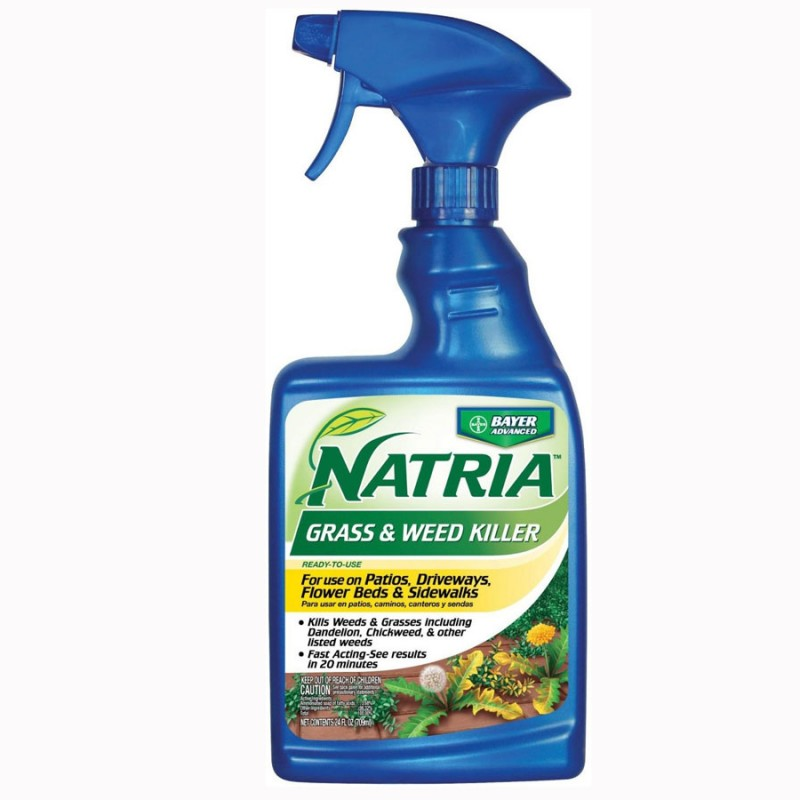 Natria Grass And Weed Killer Bayer Omaha Organics